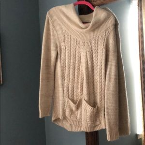 Guinevere Fall sweater with pockets